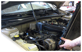 Car body repair Dorchester